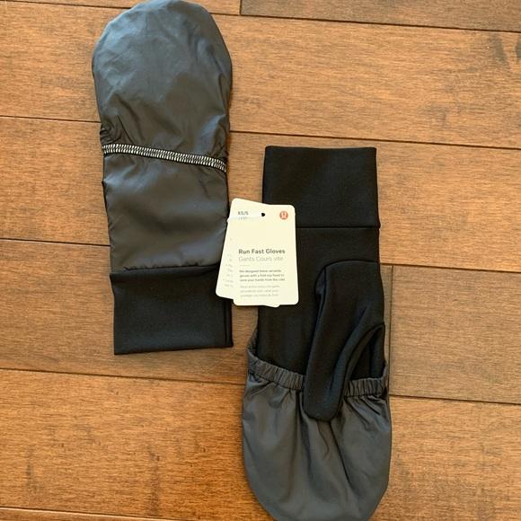Lululemon runfast gloves
